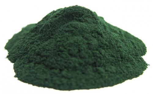 Spirulinos miltai (spirulina powder)