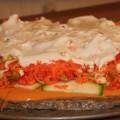 Nekepta žaliavalgio pica Raw Pizza